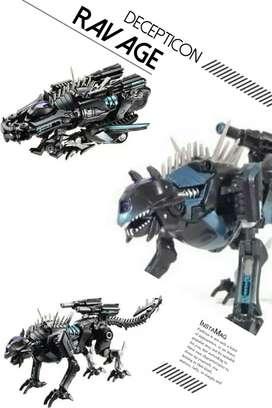 Robot Transformers ROTF Decepticon Ravage - Deluxe Class - Ori Hasbro