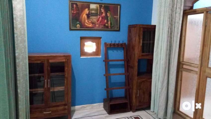 3 BHK furnished house at Paota 0