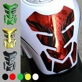 Motorcycle Gel Tank Protector Cover Motorcycle Sticker Protector