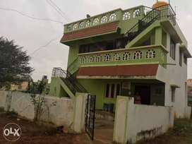 Independent House - Ground 2 BHK + First Floor 2 BHK
