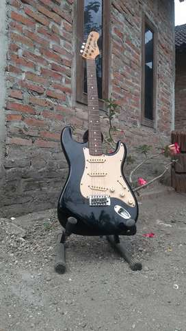 Gitar washburn lyon la series