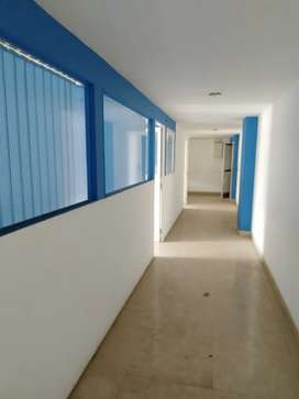 1350sqf furnished bath attached 2nd floor office with lift near manora