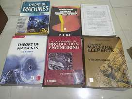 Mechanical engineering reference books