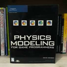 Physics Modeling for Game Programmers 1st Edition oleh David Conger