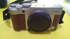 Digital Camera Fuji Film X-A3 ( Brown).