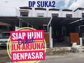 Rumah Murah KPR Dp Ringan Dkt Jln Veteran Denpasar Bali