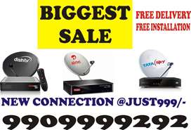 TATASKY DTH AIRTEL DTH  DISH TV DIWALI OFFER