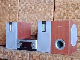 Philips mcd139 brown