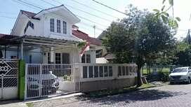 Disewakan rumah semi furnished