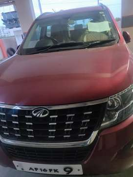 Mahindra Xuv500 2018 Diesel Well Maintained