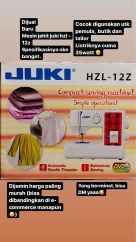 Mesin jahit JUKI HZL - 12 Z