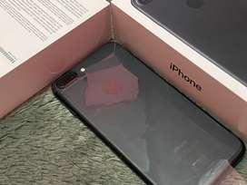 iPhone 7 Plus 128GB Resmi iBOX PA/A Garansi Agustus 2021 Istimewa