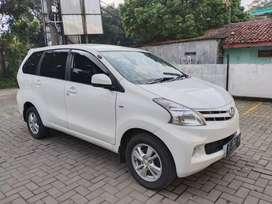 Toyota Avanza E Upgrade G AT 2014