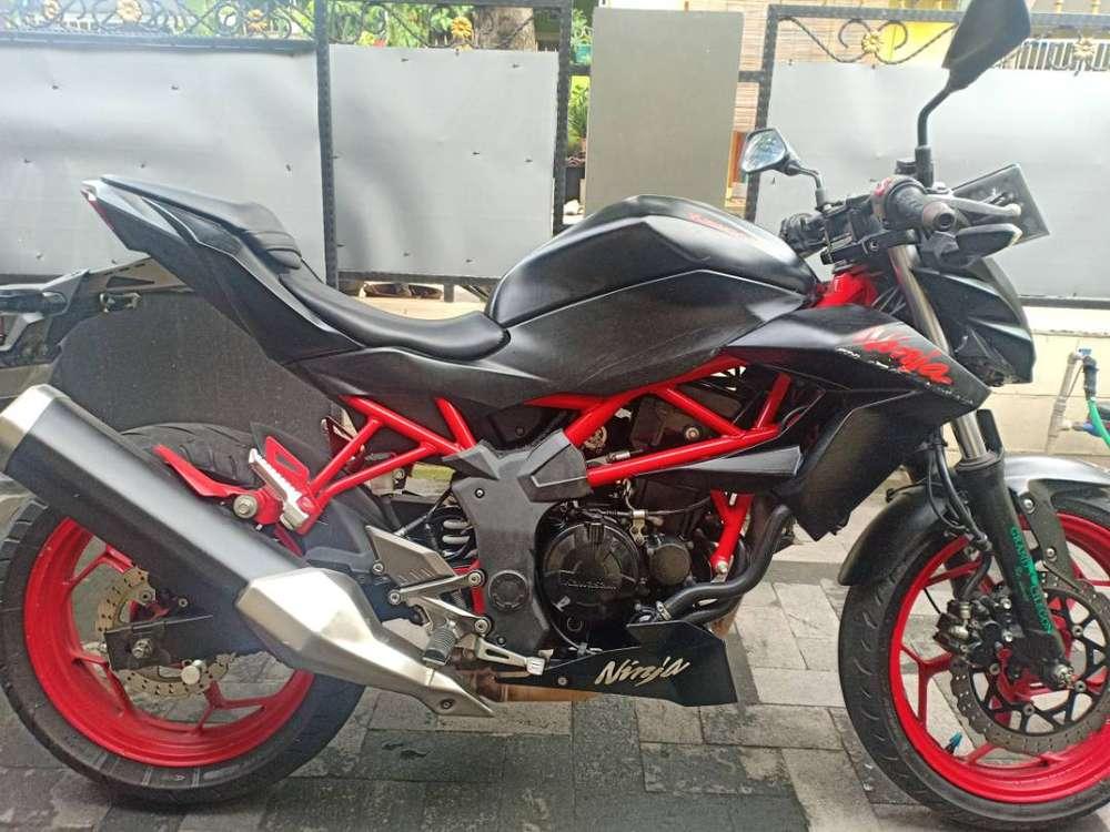 Jual Murah Kawasaki Ninja 250SL Naked