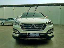 Hyundai Santa Fe CRDI diesel AT 2012