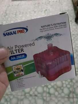 Filter aerator sakkai pro