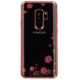 TPU FLOWER Samsung S9 - S9 Plus soft case casing hp back cover bunga