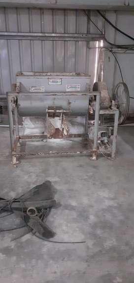 Mixer machine for detergent