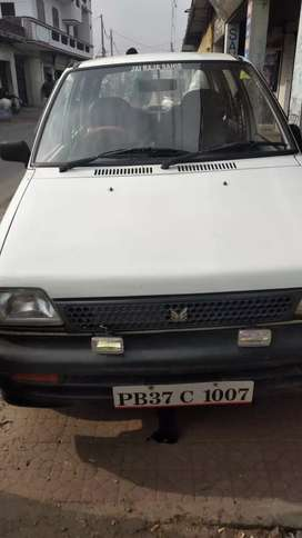 Maruti Suzuki 800 rc pass 2025 tk