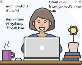 Lowongan Administrasi