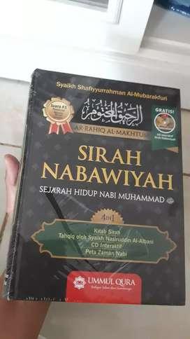 Jual buku Sirah Nabawiah