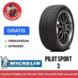 Ban Michelin Pilot Sport 3 245/45 R19 Toko Surabaya