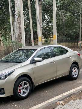 Toyota Corolla Altis, 2015, Diesel