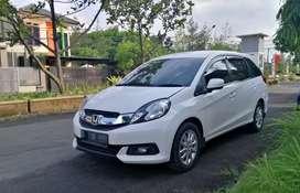 DP 25 Juta- Honda Mobilio E CVT AT 2014, KM 48rbu, Unit Mulus Terawat