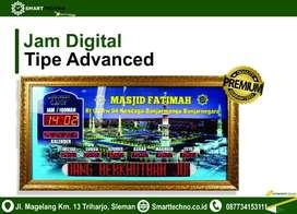 Jam Digital Masjid Type Advanced (Tangerang Kota)