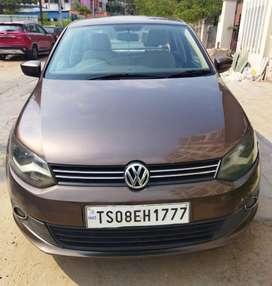 Volkswagen Vento 1.5 TDI Comfortline AT, 2014, Diesel
