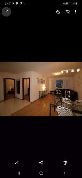 Big flat in prime  location  in  Boring  Road  choraha