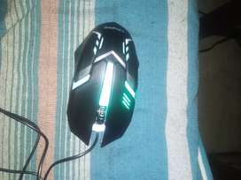 Gaming Mouse and lightning