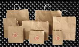 Marketing for all types paper bags printing without printing