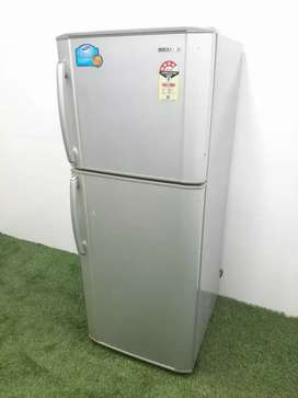 4 star rating double door refrigerator with free shipping and warranty