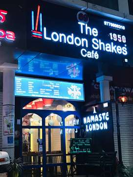 The London Shakes Dhakoli outlet for sale
