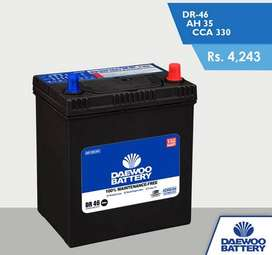 NEW DAEWOO DL46 AVAILABLE ON WHOLESALE PRICE