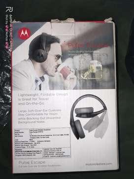 Motorola head Phone new condition