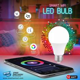 Okasha Smart Wifi Led Bulb