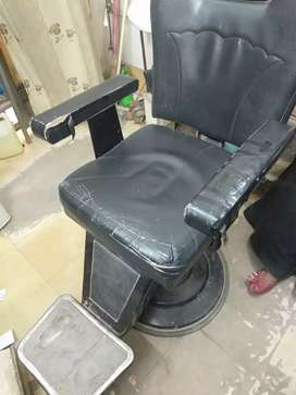 Parlour chair used