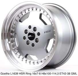 GOETHE L1639 HSR R16X7/8 H8X100-114,3 ET42/38 GML