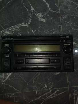 tape audio head innova 2008