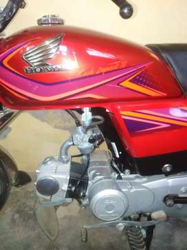 Sale my Honda CD 70 motercycle