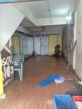 FOR RENT SHOP GHANSOLI SECTOR 5 NEAR STATION GHANSOLI READY TO MOVE