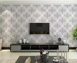 Jadi lebih elegan dengan Wallpaper dinding vinyl terbaik