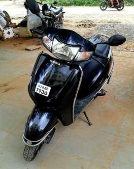 Honda Activa black 110 cc