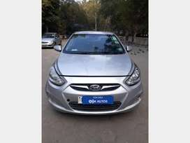 Hyundai Verna 2011-2014 1.6 EX VTVT, 2013, Diesel