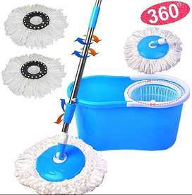Easy Spin 360 Rotate  Spinner Mop