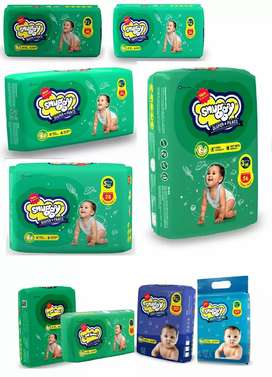 SNUGGY BABY DIAPERS