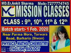 Teacher for compatative class