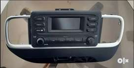 Car Audio music player (Size W 7.5 X 4.5)